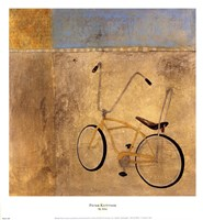 My Bike Fine Art Print