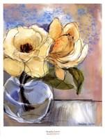Magnolia Perfection II Framed Print