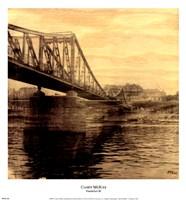 Frankfurt III Framed Print