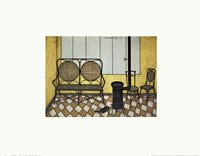 Interieur Fine Art Print