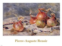 The Onions Fine Art Print