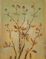 Fragile Spring I Framed Print