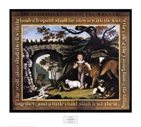 Peaceable Kingdom of the Branch Framed Print