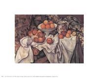 Apples and Oranges, c.1895 Fine Art Print