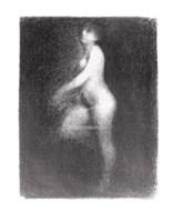 Nude, 1881-2 Fine Art Print