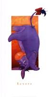 Eeyore Fine Art Print