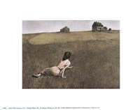 Christina's World, c.1948 Fine Art Print