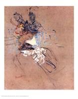 Profile of a Woman Fine Art Print