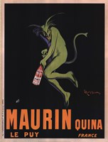 Maurin Quina, 1920 Framed Print