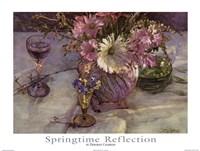 Springtime Reflection Fine Art Print