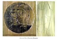 Floating Bamboo Fine Art Print