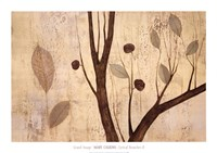 Lyrical Branches II Fine Art Print