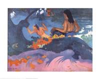 Fatata Te Miti Fine Art Print