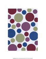 Tutti-frutti Spots Fine Art Print