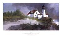 Harbor Sentinel Fine Art Print