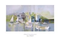 Topsail Island Framed Print