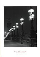 Pont Alexandre III Fine Art Print