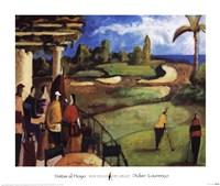 Vistas al Hoyo Fine Art Print