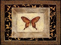 Winged Ornament I Fine Art Print