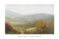 Valley View II Fine Art Print