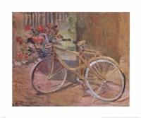 La Bicyclette Fine Art Print