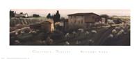 Calcinaia, Tuscany Fine Art Print