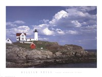 Cape Neddick Light Fine Art Print