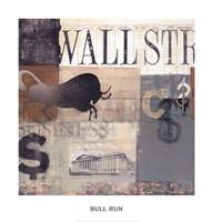 Bull Run Fine Art Print