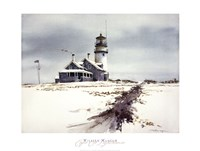 Cape Cod Lighthouse Fine Art Print