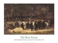 Bear Dance Fine Art Print