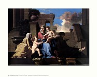 Holy Family Fine Art Print
