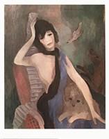 Mlle Chanel Fine Art Print