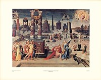 Augustus and Sibyl Fine Art Print