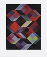Tridem K Fine Art Print