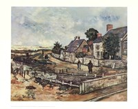Mont Saint Michel Fine Art Print
