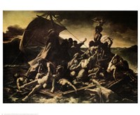 Raft of the Medusa Fine Art Print