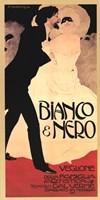 Bianco & Nero Fine Art Print