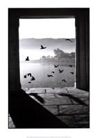 Lake of Pushkar Fine Art Print