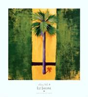 Neon Palm III Fine Art Print