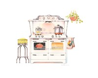 Cookin' with Chrome Fine Art Print