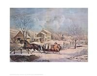 American Farm Scenes No. 4 Fine Art Print