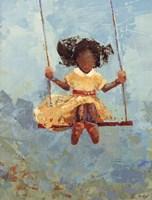 Swing No. 11 Framed Print