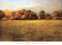 Field with Treeline Fine Art Print