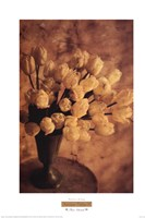 Antique Tulips II Fine Art Print