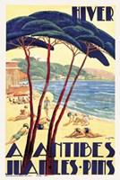Antibes/Hiver, ca. 1930 Fine Art Print