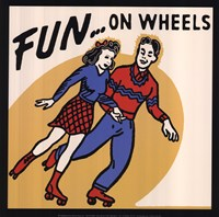 Fun...On Wheels Fine Art Print