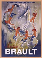 Source Brault, 1938 Fine Art Print