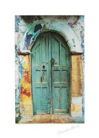 Arched Doorway [black border] (13-3/4 x 19-1/2) Fine Art Print