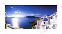 Mediterranean Vista Fine Art Print