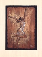 Dance of Joy I Fine Art Print